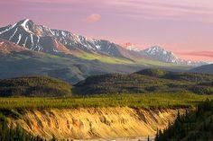 Alaska, Wrangell-St Elias...: Photo by Photographer Ya Zhang - photo.net