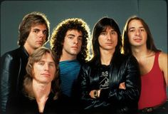 Journey, with Steve Perry as the lead singer, is a local band that made it. I really love their sound with Perry's high voice is similar to Boston and Foreigner but they did have a unique sound that made them different enough to enjoy their success. They have a new lead singer in Arnel Pineda, a Filipino they found on YouTube, and starting to tour again. I hear him and he does sound pretty close to Perry but I am not sure if the energy is the same. We will see.