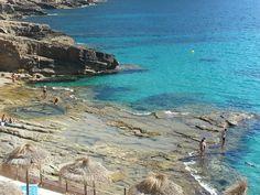 Cala Llamp in Port d'Andratx, Islas Baleares