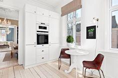 FINN – Flott 3-roms hjørneleilighet på Majorstuen -Høy standard, nytt kjøkken og bad, to vedovner, lite innsyn, p-plass leie.