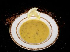 Shorbat Adas(Middle Eastern Lentil Soup). Photo by chef FIFI..I cooked the onion and garlic in 1 tbsp of olive oil before adding to rest of ingredients..also cooked about 35 minutes...really good if you like lentil soup