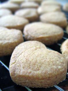 Easy Shortbread Cookies Recipe #easy #cookie #recipes