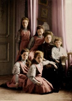 Vintage Photography: The Romanovs