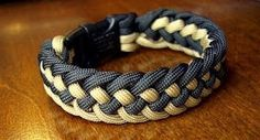 Stormdrane's Blog: Genoese Zipper Sinnet Paracord Bracelet...