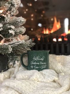 Hallmark Christmas Movies, Hot Cocoa, and Chill Campfire Mug , LOVE this Hallmark movies mug! There's nothing like watching Hallmark Christmas movies and sipping hot cocoa during the holidays! Hallmark Christmas M. Christmas Feeling, Elegant Christmas, Beautiful Christmas, Winter Christmas, Christmas Photos, All Things Christmas, Christmas Holidays, Christmas Wreaths, Christmas Decorations