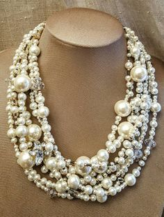 Check out this item in my Etsy shop https://www.etsy.com/ca/listing/464687058/extra-large-pearl-and-crystal
