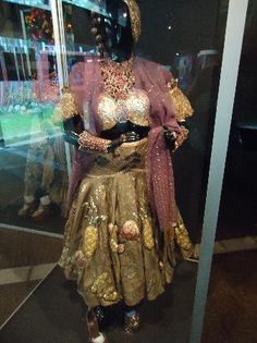 Another outfit from the Carmen Miranda museum, Rio