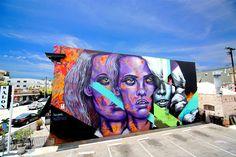 Madsteez and Hueman (2015) - Long Beach (USA)