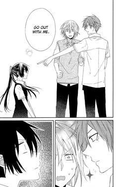 Mizutama Honey Boy Vol.1 Ch.2 Page 8 - Mangago