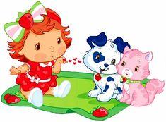 Resultado de imagen para baby shower de frUTILLITA bebe