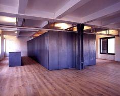 Live Work Warehouse Kings Cross London designed by Found Associates
