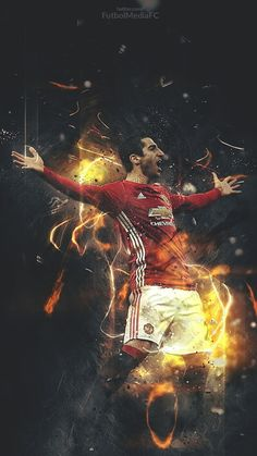 Henrikh Mkhitaryan is on fire!