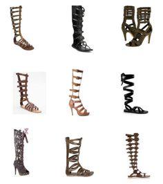 Tendencias En Zapatos Para La Primavera 2014 CentralMODA.COM