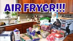 Grocery Haul, Air Fryer Recipes Easy, Grilling Recipes, Pantry, Easy Meals, Food, Pantry Room, Butler Pantry, Larder Storage