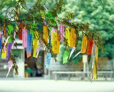 Tanzaku de Tanabata
