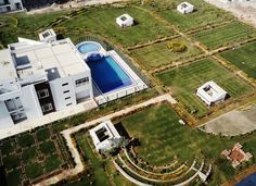 #MotiazRoyalCiti : Club  House & Garden View #GreenSpace  #3BHKLuxuryFlat