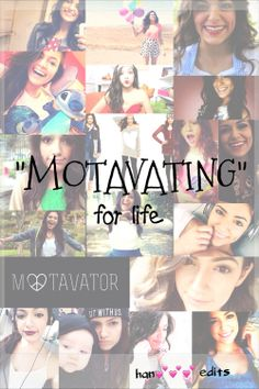 once a motavator, always a motavator. <3
