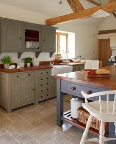 Michelle - Blog #Modern #Country #Kitchen Fonte : http://www.flickr.com/photos/chalonuk/6207312254/in/photostream/