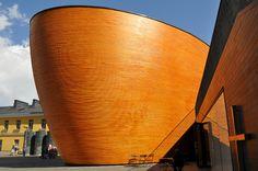 Helsinki chapel