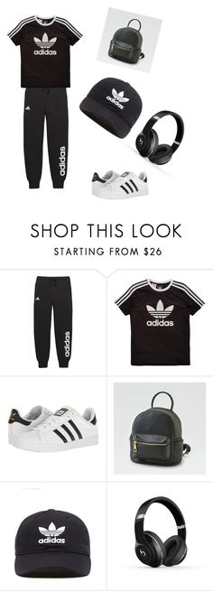 """""""Mars"""" by fleekish61 on Polyvore featuring adidas, adidas Originals, American Eagle Outfitters and Beats by Dr. Dre"""