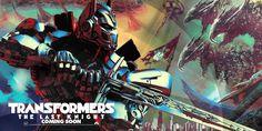 Transformers: O Último Cavaleiro - Revelado o primeiro pôster oficial do filme! - Legião dos Heróis