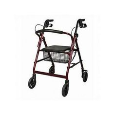 Adult Walker  sc 1 st  Pinterest & Steel Transport Chair with removable arms | Healthcare and Medical ...