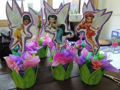 Tinkerbell Fairies, Tinkerbell Party, Princess Theme Party, Disney Princess Party, Birthday Party At Park, Birthday Party Themes, Birthday Ideas, Festa Thinker Bell, Pixie Hollow Party