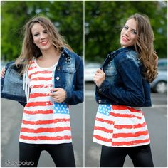 "Tinuta ""I ♥ USA""  http://www.dailylook.ro/look.php?tinuta=85"