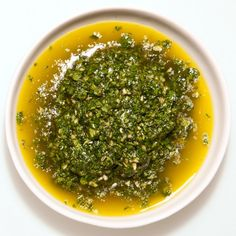 Mojo Verde - serve with steamed artichokes or roasted red peppers