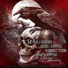 The Raven...