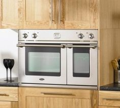 Side By Side Double Oven Range What about our double oven?