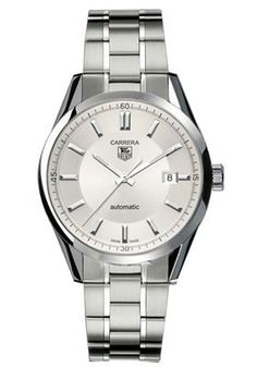 Greatest TAG Heuer Men's WV211A.BA0787 Carrera Automatic Stainless Steel Watch