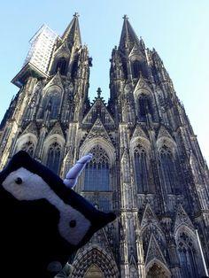 #BringMiraliaindeineStadt #Miragent #Miralia #teamsurprisemission #Köln #KölnerDom #Einhornland #MiraUndercover