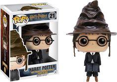 Amazon.com: Funko Harry Potter Sorting Hat Vinyl Figure: Toys & Games