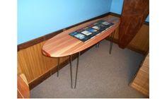 Surfboard Desk