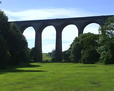 Porthkerry Viaduct, Barry, South Wales, UK