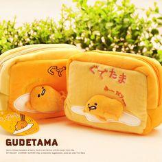 Aliexpress.com: Comprar Sanrio mujer accesorios Mini bolso de la felpa suave GUDETAMA huevo bolso de la joyería monedero suave de la felpa carpeta de la historieta para regalo de la muchacha de bolsas de regalo para baby showers fiable proveedores en Toy Station