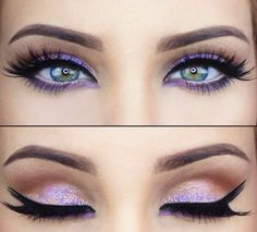 Best Eye Makeup For Green Eyes Stunning Green Eyes Are Complimented And Best Suited To Purple. Best Eye Makeup For Green Eyes 10 Stunningly Simple Tutorials For The Best Eye Makeup Ever Eye. Best Eye Makeup For Green Eyes The… Continue Reading → Gorgeous Makeup, Pretty Makeup, Love Makeup, Makeup Inspo, Makeup Inspiration, Makeup Blog, Makeup Tips, Perfect Makeup, Makeup Geek