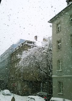 """""""We love traditional animation techniques, drawing, handmade production, the original approach, bold visual solutions and mature cheese. Bratislava, Mood, Winter, Outdoor, Winter Time, Outdoors, Outdoor Games, The Great Outdoors, Winter Fashion"""