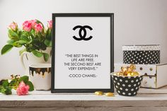 Printable Poster PRINTABLE Art The Best by BlueMountainPrint