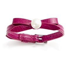 Jersey Pearl - JOLI arm candy in 'Framboise' ♥