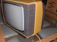 TV Philips Vintage - Um achado!