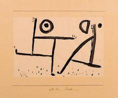 Paul Klee: precoce e tardiva anni, 1894-1940 - Esposizioni - Moeller Fine Art