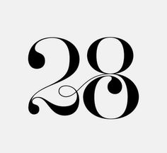 28 #caligrafía