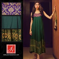 Javeria Zeeshan Latest Summer Collection 2013 For Ladies - Fashion Photos