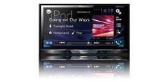 "Pioneer AVH-X490BS 2-DIN Multimedia DVD Bluetooth Receiver with 7"" WVGA Display #Pioneer"