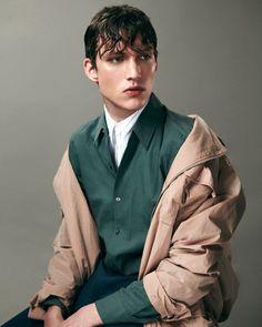 Introspective Menswear Photography : Chris Philippo