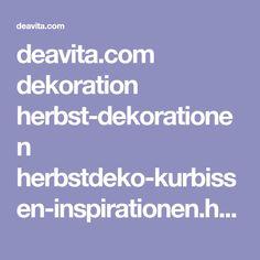 deavita.com dekoration herbst-dekorationen herbstdeko-kurbissen-inspirationen.html