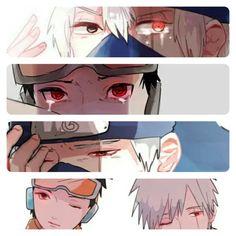 Imagen insertada Naruto Kakashi, Anime Naruto, Naruto Shippuden, Izuna Uchiha, Narusaku, Sad Anime, Manga Anime, Boruto, Ninja