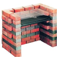 Landmann DIY Charcoal Barbecue Landmann http://www.amazon.co.uk/dp/B000TAR54A/ref=cm_sw_r_pi_dp_2ADEvb115M7WQ